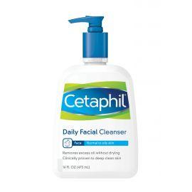 Cetaphil Daily Facial Cleanser - 16oz / 473ml